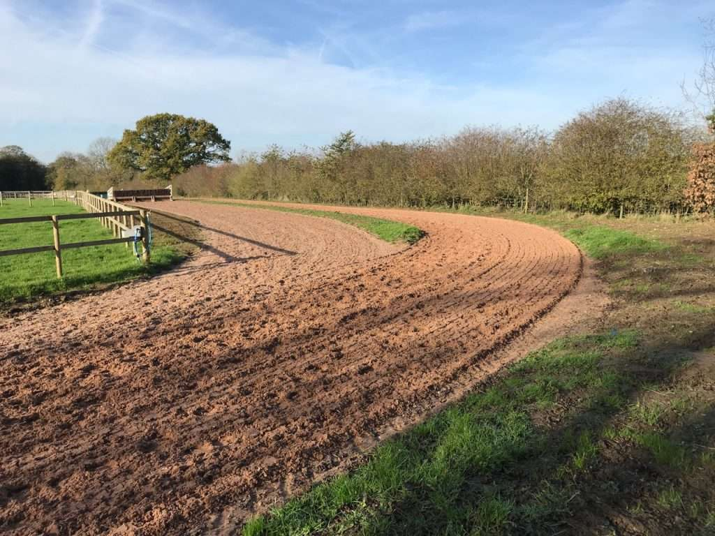 Lutterworth New Gallop and Jumping Lane