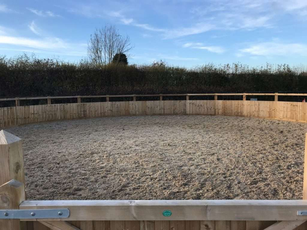 Oakham Arena and Lunge Pen